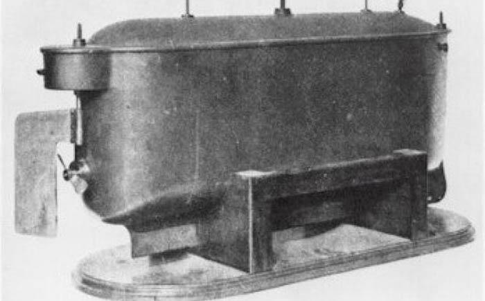 Радиоуправляемая лодка. Никола Тесла