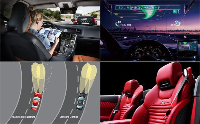 10 суперсовременных технологий для автомобилей будущего