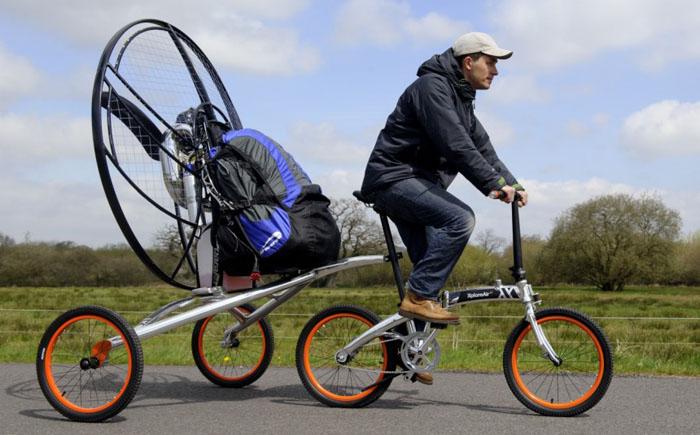 Летающий велосипед  XPloreAir