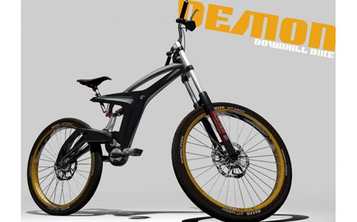 Велосипед Demon