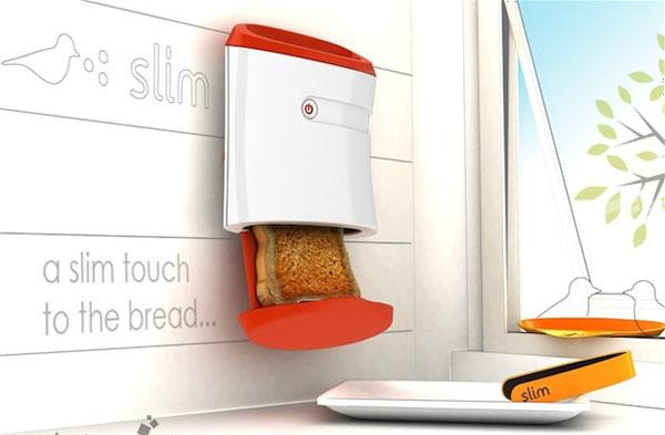 Slim Toaster