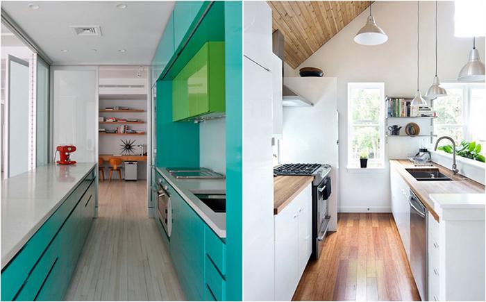 10  профессиональных советов по планировке тесных кухонь