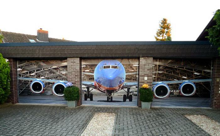 Большой самолёт