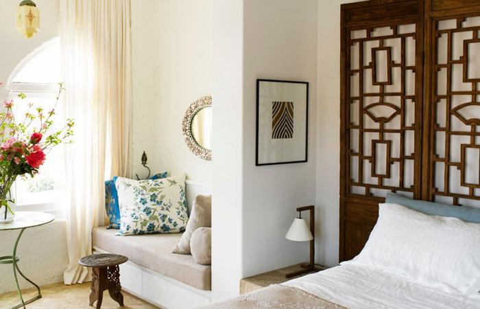 Интерьер спальни от Sarah Davison Interior Design