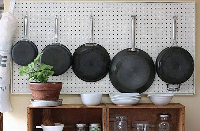 Панель для кастрюль и сковородок