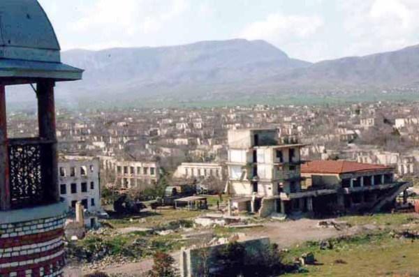 Агдам (Азербайджан): затерянный город