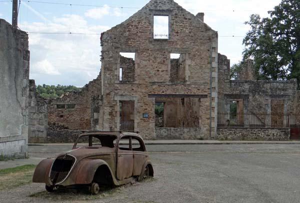 Орадур-сюр-Глан (Франция)