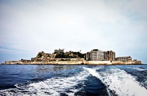 Ганкаджима (Япония): запрещенный остров
