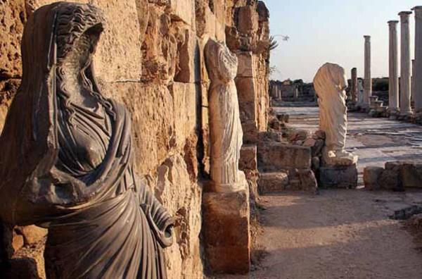 Фамагуста (Кипр): затерянный и забытый город