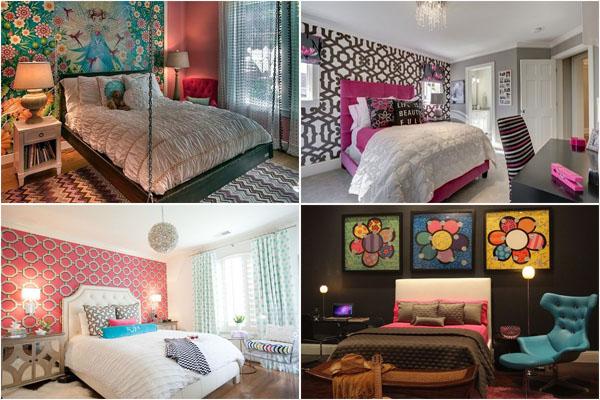 10 потрясающих идей оформления спальни для девочки