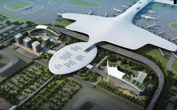 Здание международного аэропорта Шэньчжэнь