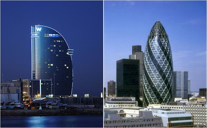 Великолепие стекла: 10 самых красивых стеклянных зданий в мире
