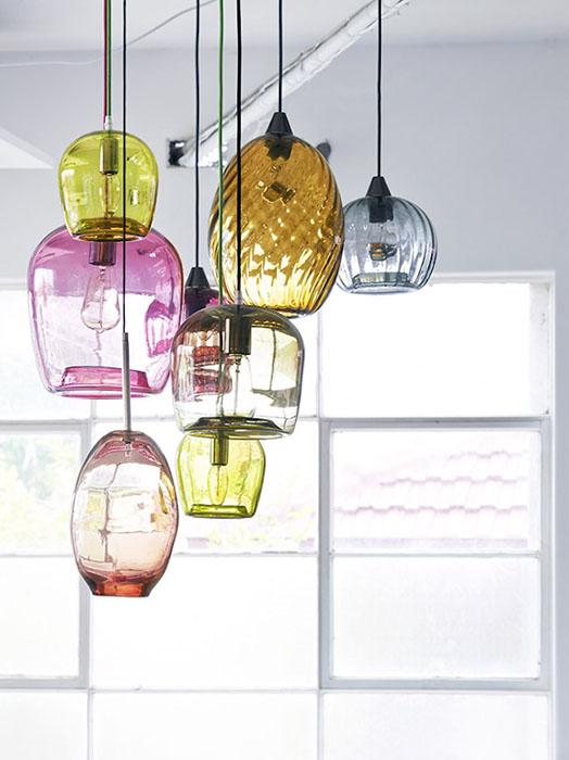 Светильники ручной работы от Mark Douglass