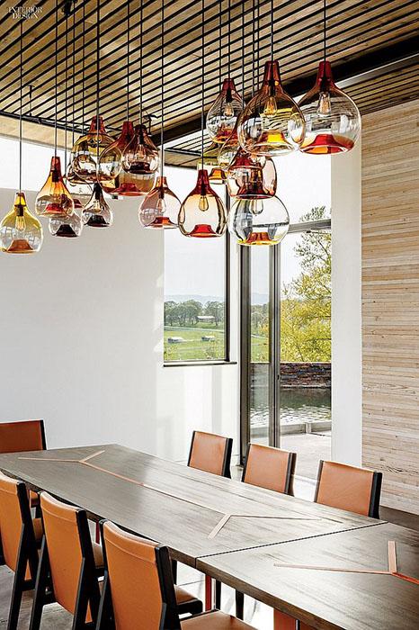 Лампочки на разной высоте - лучший выбор
