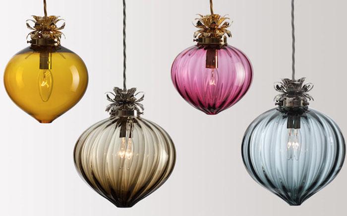 Роскошные светильники от Rothschild & Bickers