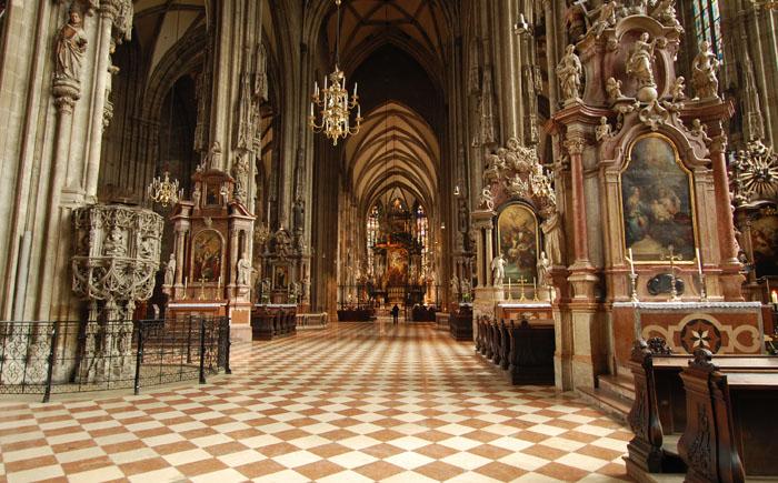 Собор святого Стефана, Вена