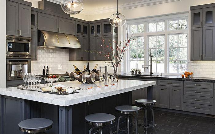 Интерьер кухни от Jules Art of Living