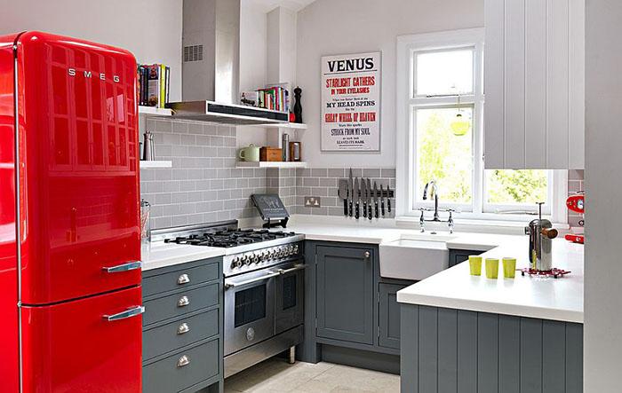 Интерьер кухни от Williams Ridout