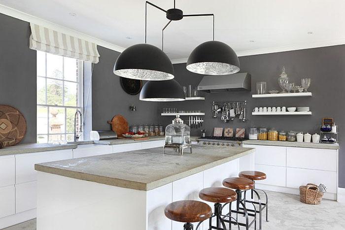Интерьер кухни от VSP Interiors