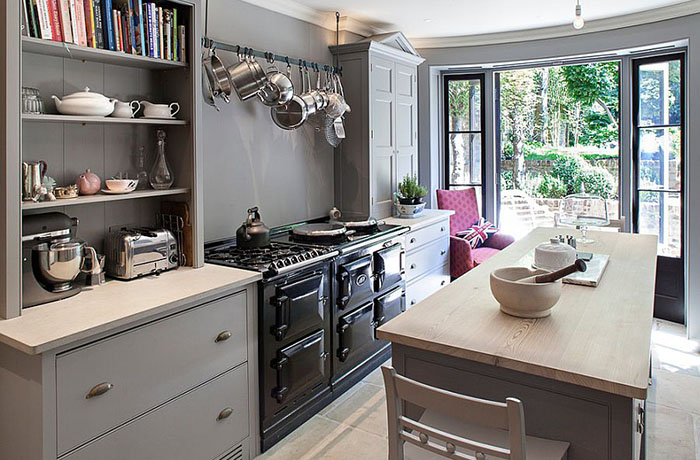 Интерьер кухни от Russell Taylor Architects