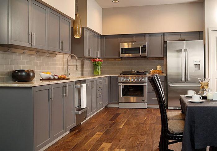 Интерьер кухни от Michelle Dirkse Interior Design