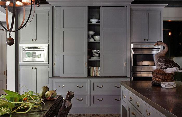 Интерьер кухни от HSH Interiors