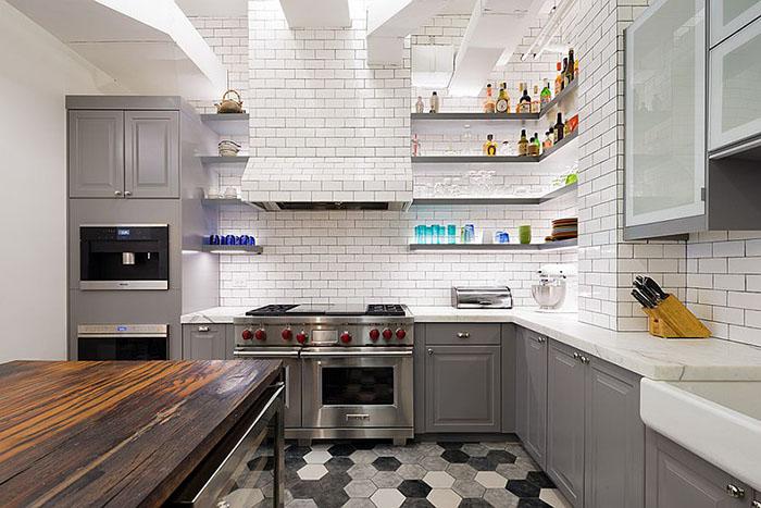 Интерьер кухни от Matiz Architecture & Design