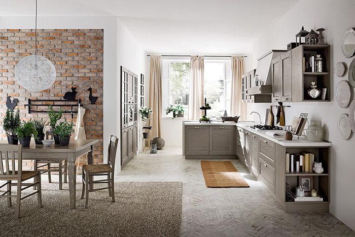 Интерьер кухни от EVAA Home Design Center