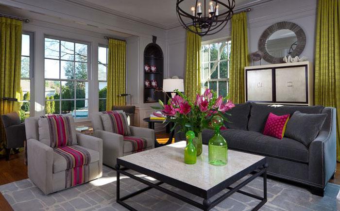 10 причин влюбиться в серый диван: красота и функциональность нейтральных оттенков