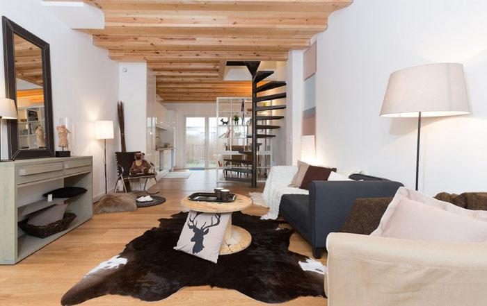 Интерьер гостиной от Home-Staging Experts