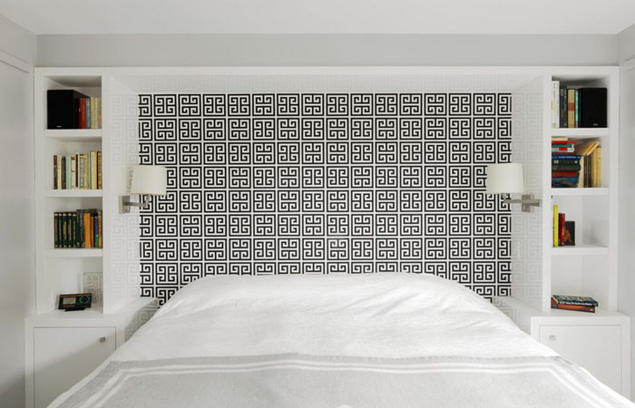 Интерьер спальни от Hart Associates Architects, Inc.