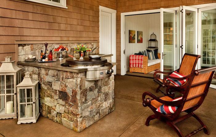 Жарим шашлыки: идеальное место для пикника в домашних условиях