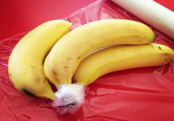Банановый хвостик