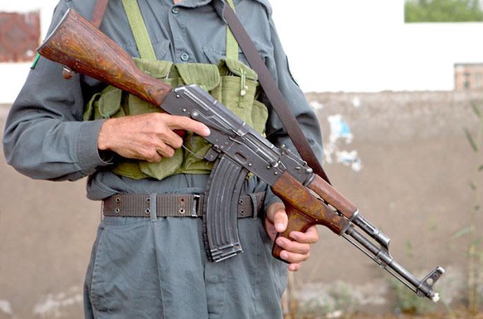 Автомат Калашникова АК-47