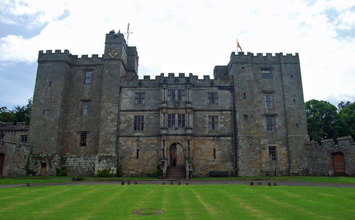 Замок Чиллингем, Нортумберленд, Англия