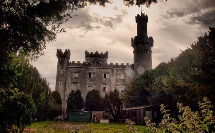 Замок Чарлевиль, Ирландия