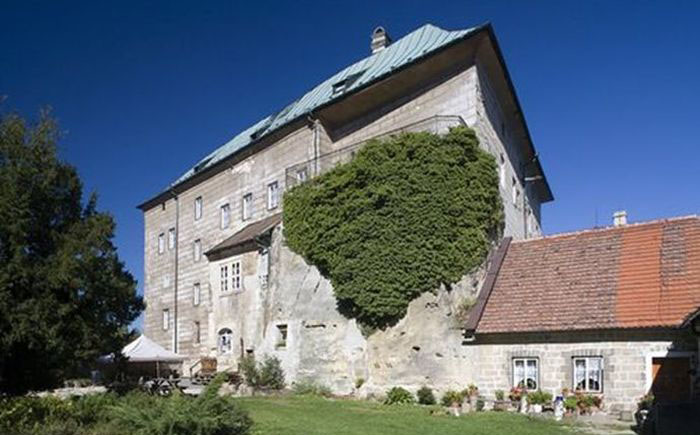 Замок Гоуска, Чехия