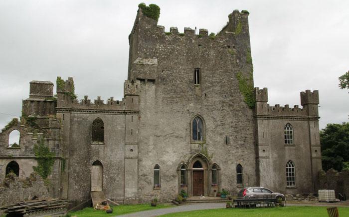 Замок Лип, Северный Роскрей, Ирландия