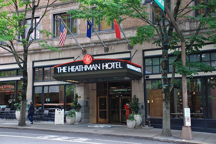 Отель «Хитмен» - Портленд, Орегон