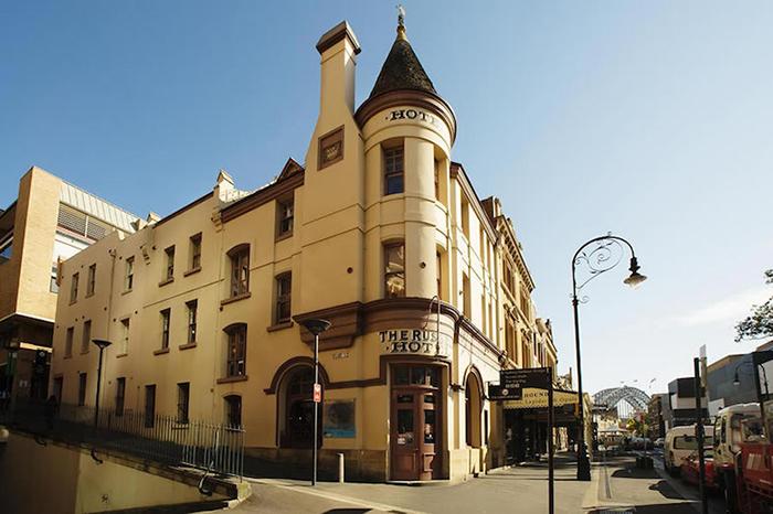 Отель «Рассел» - Сидней, Австралия