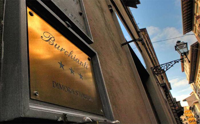 Отель Burchianti – Флоренция, Италия
