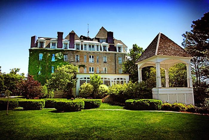 Отель Crescent Hotel&Spa 1886 - Юрика-Спрингс, Арканзас