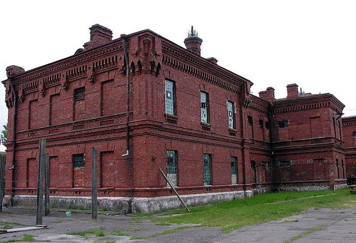 Отель «Тюрьма-Кароста» - Лиепая, Латвия