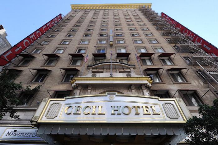 Отель «Сесиль» - Лос-Анджелес, Калифорния