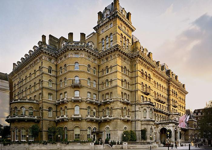 Отель «Лангхем» – Лондон, Англия