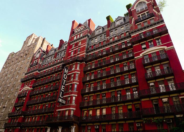 Отель «Челси» – Нью-Йорк, Нью-Йорк