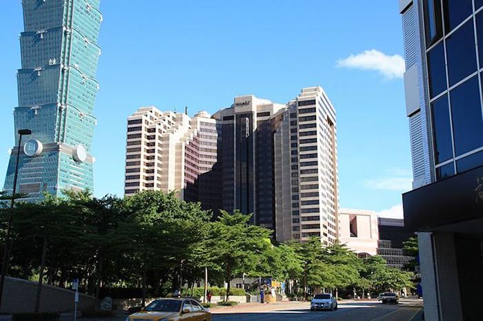 Отель Grand Hyatt – Тайпей, Тайвань