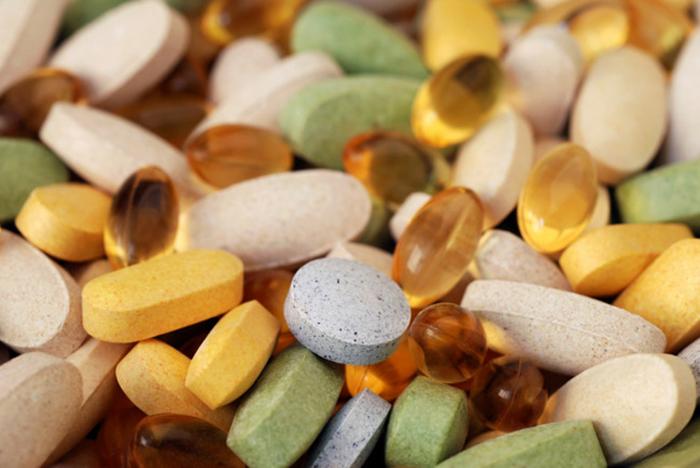 Витаминные комплексы для всех