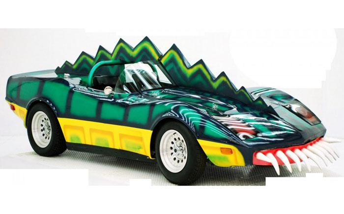 Машина Франкештейна – «Смертельные гонки 2000»
