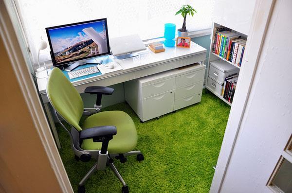 Домашний кабинет - как оборудовать рабочее место дома